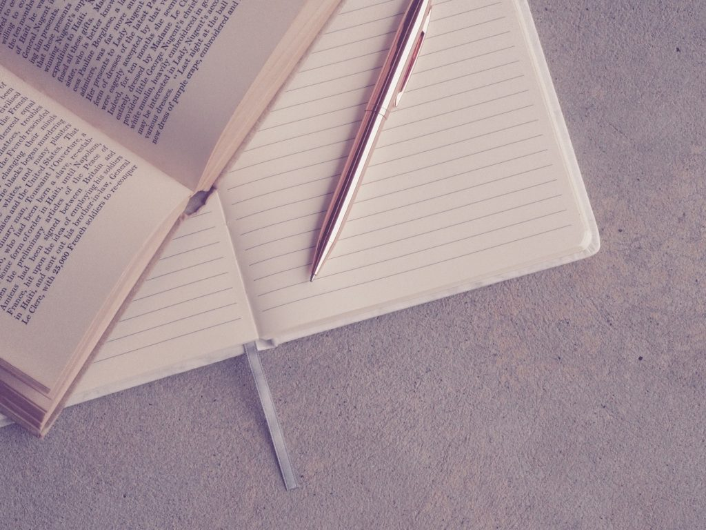 Wellness Wednesday, September 26: Journaling with Jean