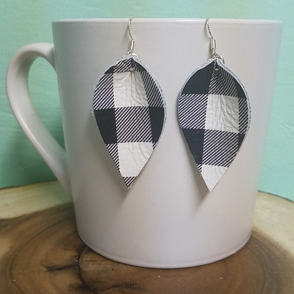 Tuesday, October 16th: Learn to Make Leather Earrings